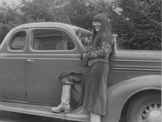 1973 Hippy Cowgirl