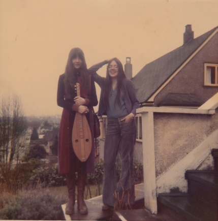 1972 me and finu