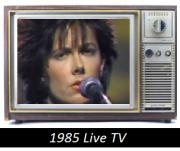 1985 live tv