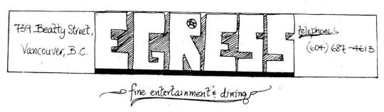 egress letterhead
