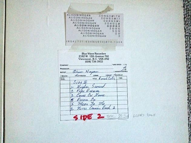 1980 ROUGH CUTS 2
