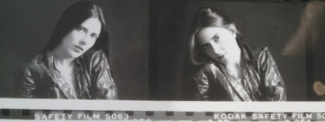 1980 millie contact sheet crop